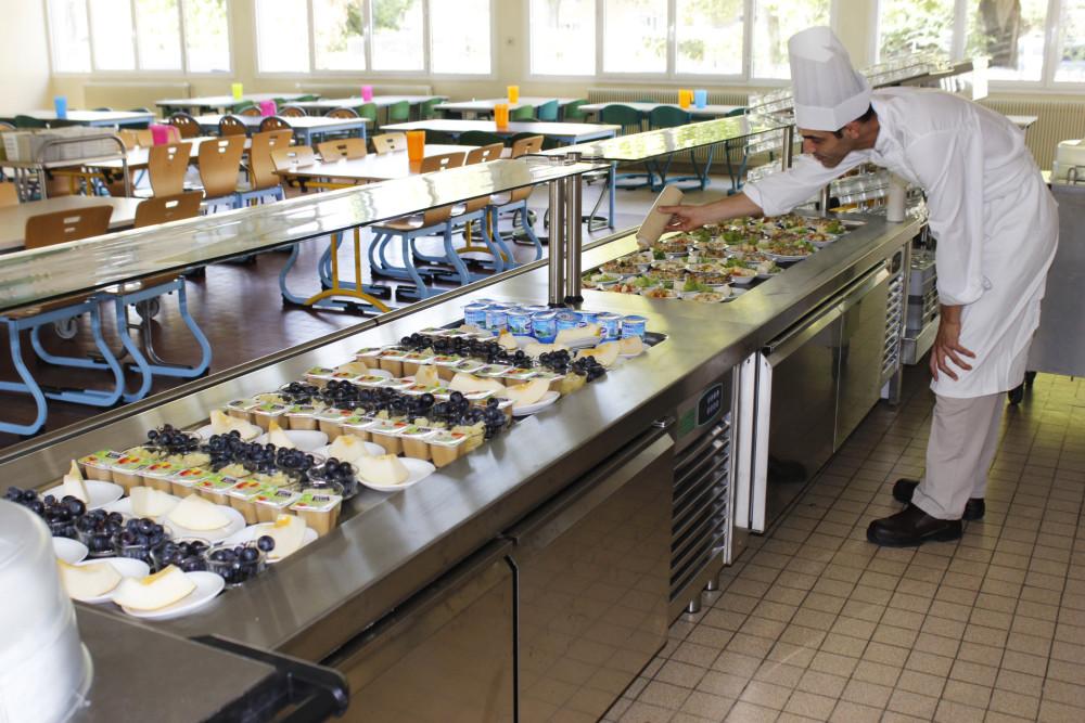 Restauration scolaire for Restaurant le beaucet